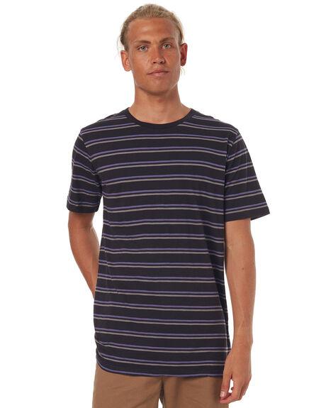 LEAD MENS CLOTHING GLOBE TEES - GB01211007LED