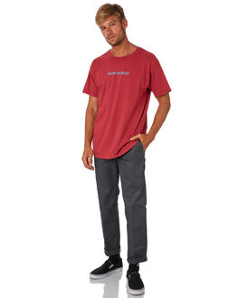 CHILLI MENS CLOTHING SURF IS DEAD TEES - SD18P6-05CHILI