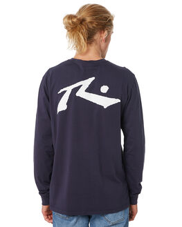 BLUE NIGHTS MENS CLOTHING RUSTY TEES - TTM1642BNI