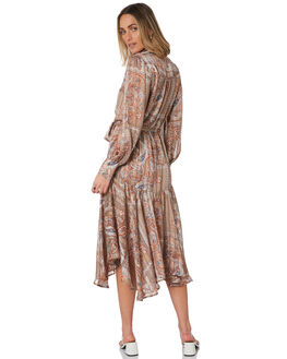 MULTI WOMENS CLOTHING MINKPINK DRESSES - MP1910467MULTI
