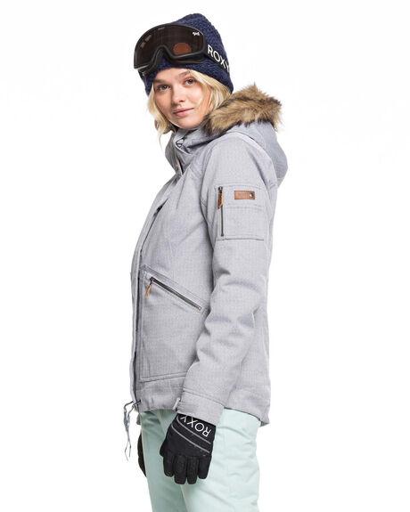 HEATHER GREY BOARDSPORTS SNOW ROXY WOMENS - ERJTJ03229-SJEH