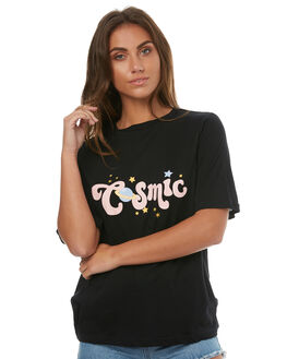 BLACK WOMENS CLOTHING THE FIFTH LABEL TEES - 40171193-10BLK