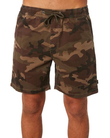 CAMO MENS CLOTHING RIP CURL SHORTS - CWALS10226
