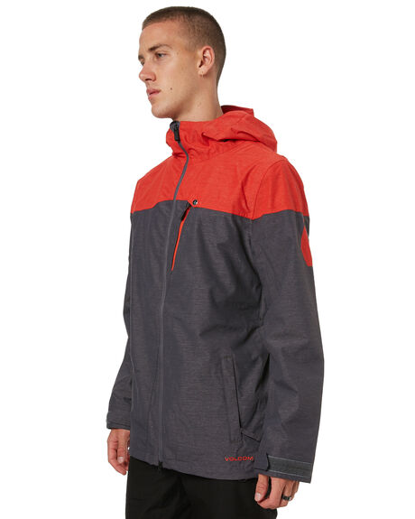 FIRE RED SNOW OUTERWEAR VOLCOM JACKETS - G0651812FRED