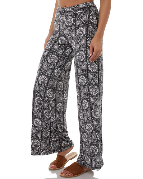 CHARCOAL WOMENS CLOTHING TIGERLILY PANTS - T383371CHAR