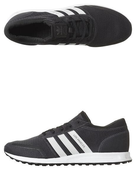 grossiste 37d1e 23ba8 Adidas Originals Womens Los Angeles Shoe - Black White ...