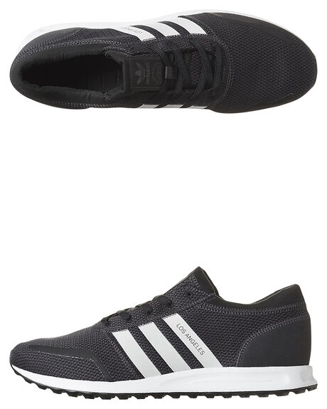 Adidas Originals Womens Los Angeles Shoe - Black White  9b3d40d40