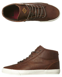 BROWN MENS FOOTWEAR REEF SNEAKERS - A2XMQBRO