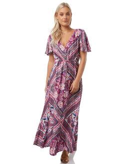 PINK WOMENS CLOTHING ARNHEM DRESSES - ARMAPI02PNK