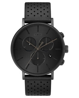 BLACK BLACK MENS ACCESSORIES TIMEX WATCHES - TW2R79800BLK