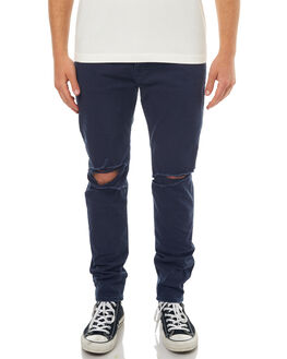 BUSTED NAVY MENS CLOTHING NEUW JEANS - 326633313