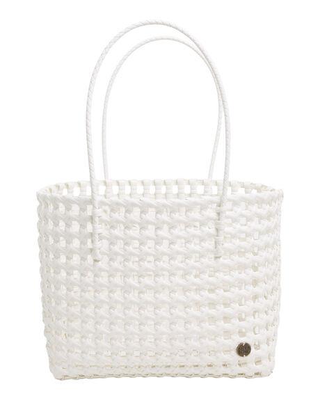 WHITE WOMENS ACCESSORIES BILLABONG BAGS + BACKPACKS - 6613116-WHT