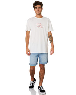 OFF WHITE MENS CLOTHING STACEY TEES - STTDAGGEROFFWH