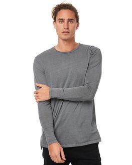 PIGMENT GREY MENS CLOTHING ZANEROBE TEES - 116-TDKPGRY