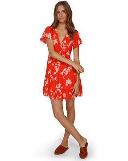 MANDARIN WOMENS CLOTHING BILLABONG DRESSES - BB-6591481-M02