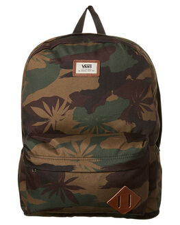 PEACE LEAF CAMO MENS ACCESSORIES VANS BAGS - VN-0ONILXGPEAC