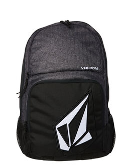INK BLACK MENS ACCESSORIES VOLCOM BAGS + BACKPACKS - D6531641INK