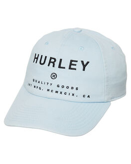 LT ARMORY BLUE WOMENS ACCESSORIES HURLEY HEADWEAR - AGHAFUAD4LZ