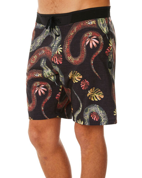 BLACK BLACK OUTLET MENS HURLEY BOARDSHORTS - AQ3290010