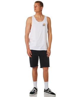 WHITE MENS CLOTHING SWELL SINGLETS - S5184277WHITE
