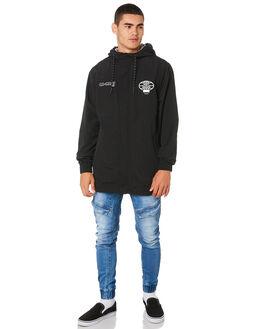 BLACK MENS CLOTHING ST GOLIATH JACKETS - 4330030BLK