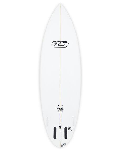 WHITE BOARDSPORTS SURF HAYDENSHAPES SURFBOARDS - HSLOVEBUZZRDWHITEB