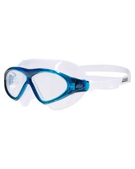 BLUE BLUE BOARDSPORTS SURF ZOGGS SWIM ACCESSORIES - 300919BLU