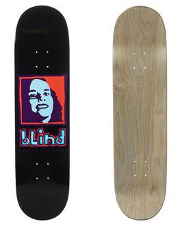 BLACK BOARDSPORTS SKATE BLIND DECKS - 10011906NBLK