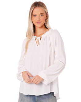 NATURAL WOMENS CLOTHING SWELL FASHION TOPS - S8183168NATRL