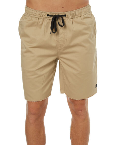 KHAKI MENS CLOTHING IMPERIAL MOTION SHORTS - 201701008009KHA