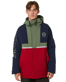 Sessions Scout Jacket - Brick   SurfStitch