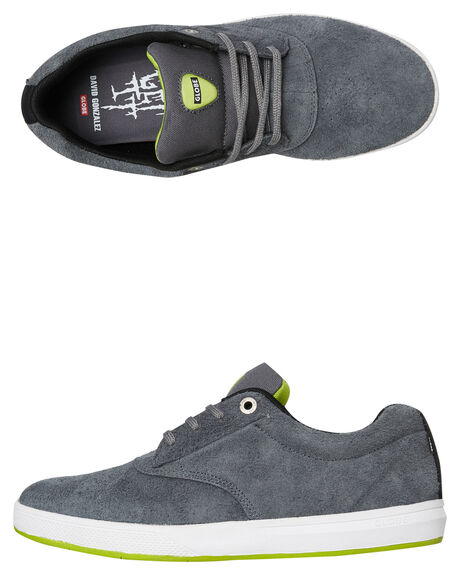 CHARCOAL OUTLET MENS GLOBE SNEAKERS - GBEAGLE-15251