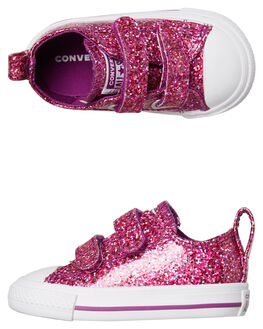 ICON VIOLET KIDS TODDLER GIRLS CONVERSE FOOTWEAR - 762346CVIO