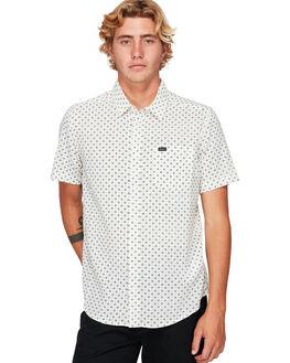 NATURAL MENS CLOTHING RVCA SHIRTS - RV-R392181-N01