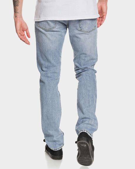 SALT WATER MENS CLOTHING QUIKSILVER JEANS - EQYDP03410-BKJ0