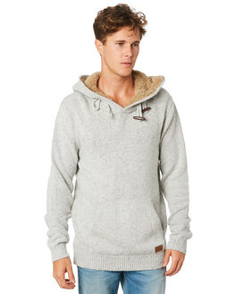GREY MARLE MENS CLOTHING RIP CURL KNITS + CARDIGANS - CSWEE10085