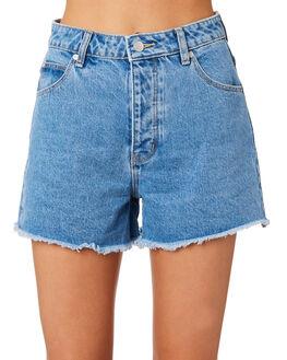 ESPIRIT BLUE WOMENS CLOTHING ROLLAS SHORTS - 12897-4349