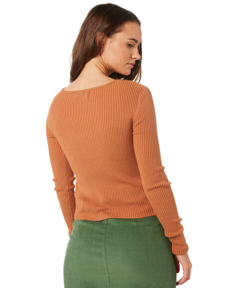 CARAMEL OUTLET WOMENS MINKPINK FASHION TOPS - MB1809800CAR