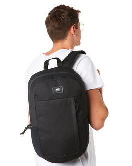 BLACK MENS ACCESSORIES VANS BAGS + BACKPACKS - VN0A3I68BLK