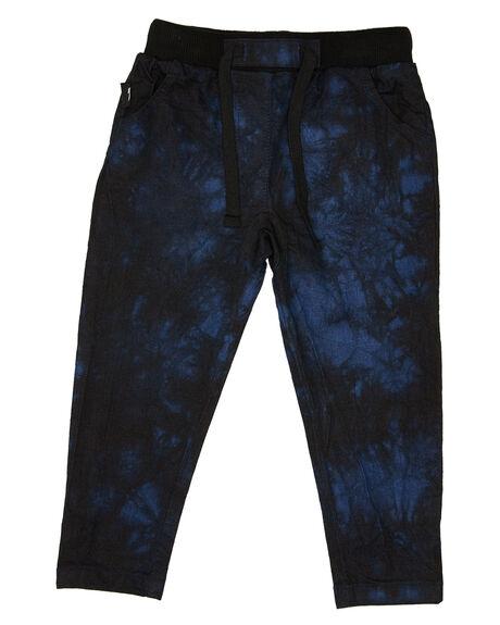 BLUE BLACK KIDS BOYS RADICOOL DUDE PANTS - RD1304BLBLK
