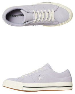 PROVENCE PURPLE MENS FOOTWEAR CONVERSE SNEAKERS - SS161541PURPM