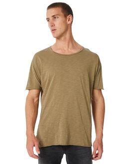 DESERT GREEN MENS CLOTHING NUDIE JEANS CO TEES - 131484C11