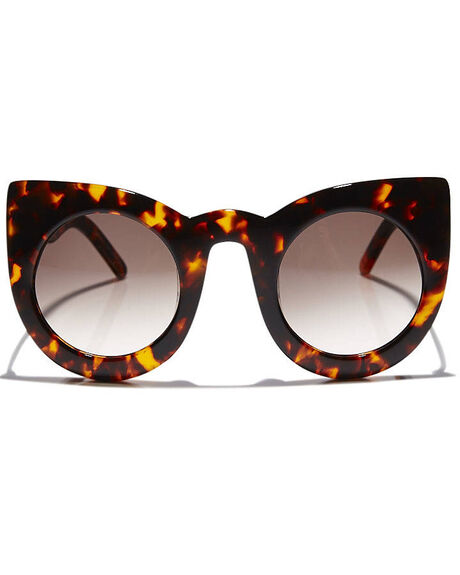 MID TORT WOMENS ACCESSORIES VALLEY SUNGLASSES - S0050MTOR