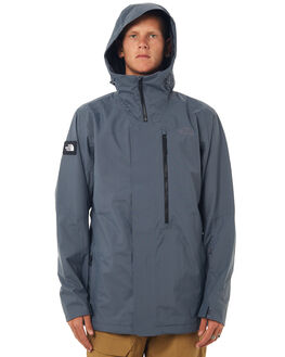 TURBULENCE GREY SNOW OUTERWEAR PATAGONIA JACKETS - NF0A332VUBSGRY