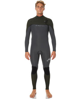 GRAD OLIVE BLACK SURF WETSUITS O'NEILL STEAMERS - 4588CW6