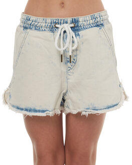 BLEACH BLUE KIDS GIRLS SWELL SHORTS + SKIRTS - S6174270BLEBL