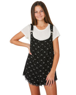 BLACK KIDS GIRLS SWELL DRESSES + PLAYSUITS - S6201444BLACK