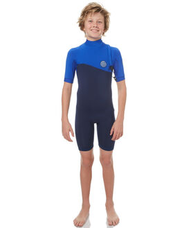 BLUE SURF WETSUITS RIP CURL SPRINGSUITS - WSP7DB0070