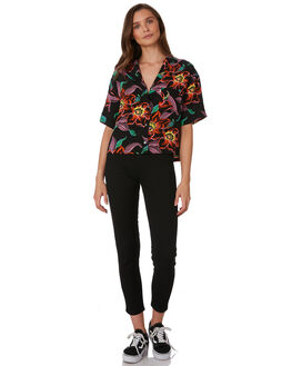 TROPICAL CAVIAR WOMENS CLOTHING LEVI'S FASHION TOPS - 67716-0006TRO