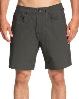 BLACK MENS CLOTHING QUIKSILVER SHORTS - EQYWS03500KVJ2